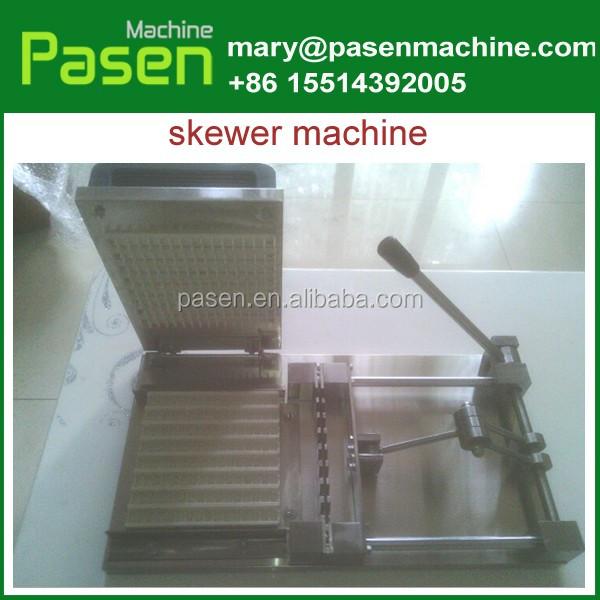 skewer machine