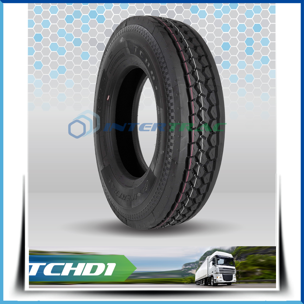 Intertrac brand China new factory 11/r22.5 truck tyre price list