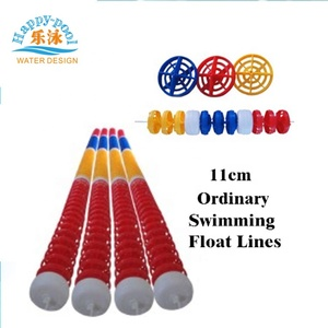 Anti Wave Swimming Pool Float Line Lane Rope