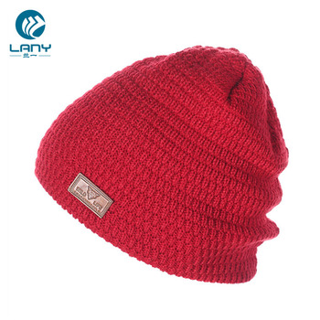 Mens Leather Patch Small Red Snapback Beanie Hats Sale - Buy ... b7b18c40e00