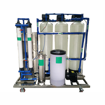 Xixi 1000lph Uf Membrane Ultrafiltration Water Treatment Plant With Ce  Certificate - Buy Ultrafiltration Water Treatment Plant With Ce