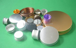 factory wholesale alulminum cap for glass bottle,aluminium cap 28 410