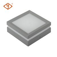 New Design Surface Recessed Mounted Square Aluminum GS Approved LED panel Light dubai ceiling led light modern