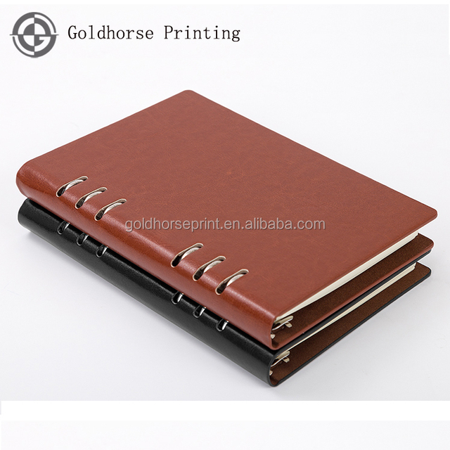 Hot Sale Professional Student Notepad Hard Cover Offset Paper Books Printing Color Custom Made OEM