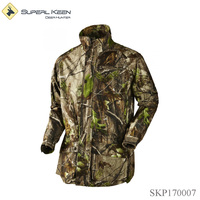 Men's Classic Real Tree Windproof Hunting Jacket