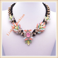 Linked Accessories Jewelry Wholesale Statement Necklace