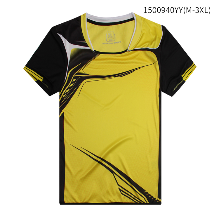 Football Team Wear,Training equipment Soccer shirt,Brilliant <strong>Trade</strong> of Soccer Jersey-yellow