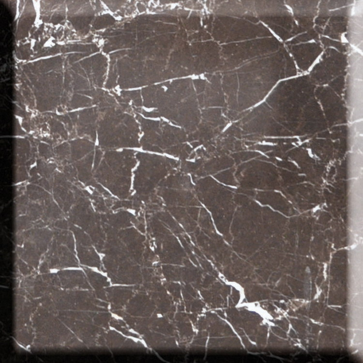 China cheap hot sell forest rain brown marble slab
