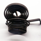 Scroll spring 3 Coil Flat Scroll Door Handle Spring