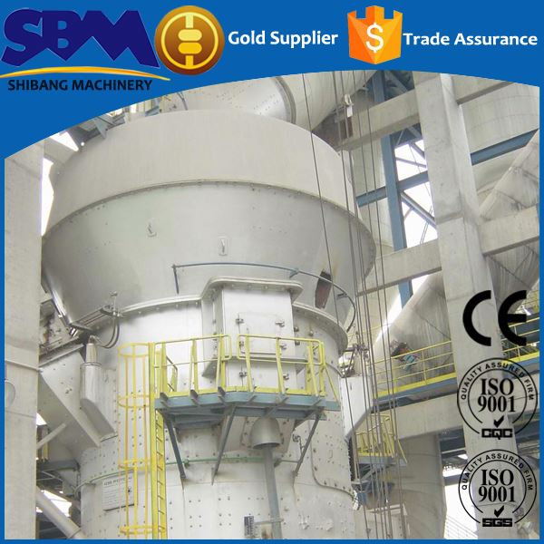 SBM Low MOQ Emery Vertical Mill , Dry Milling Limestone