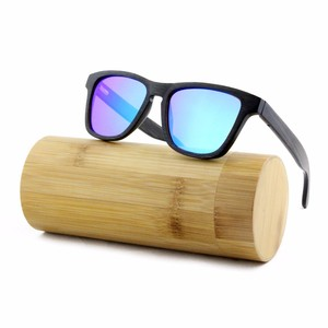 New Model Frame High Quality Sunglasses Cheap Wood Glasses