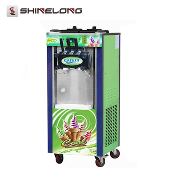 Kitchen Equipments For Restaurant Mobile China ice-cream machine