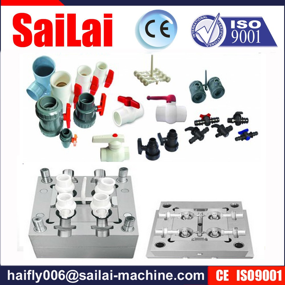 ppr vavle fitting mold water supply valve fitting ball valve fitting mould maker