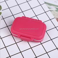 leak proof 3 Slots Travel mini Medical Pill Box