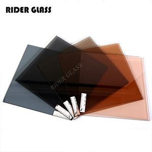 2mm3m4m5m6m8m Green Bronze Blue Grey 10m12mm15mm19mm Ultra Clear/Tinted Float Glass