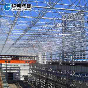 prefab warehouse/Steel structure plant/steel frame warehouse