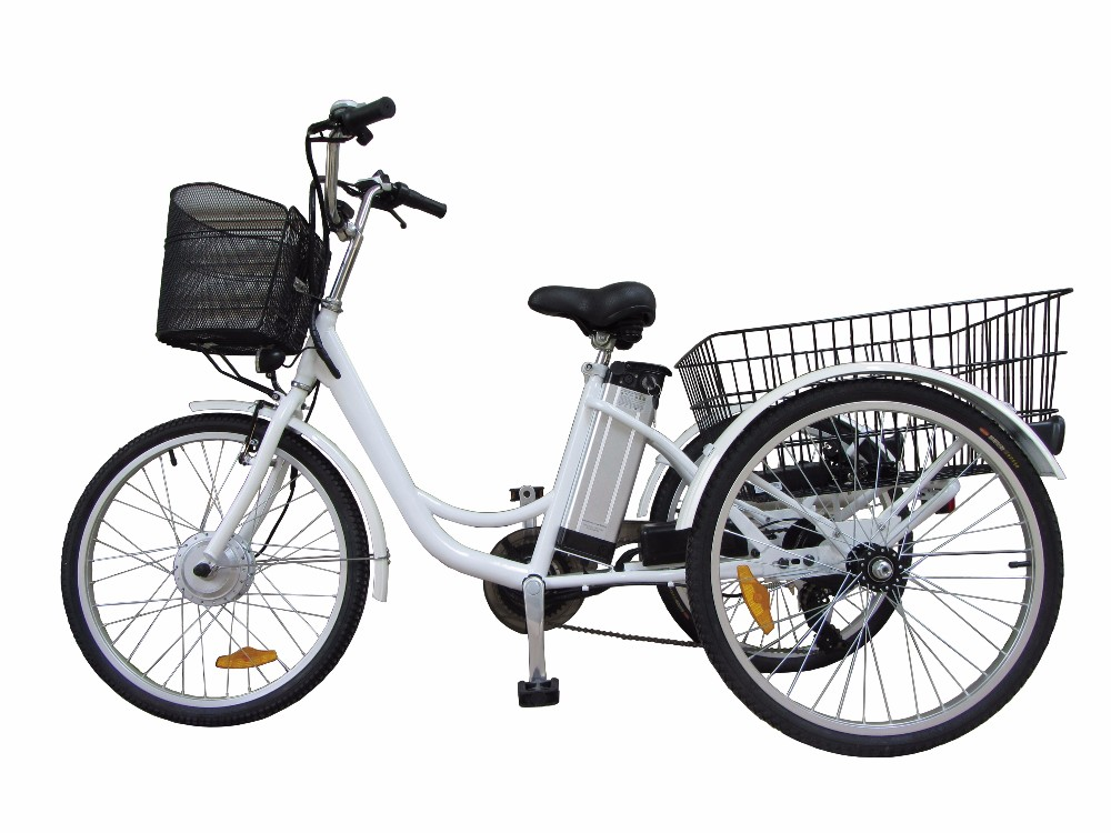 best 36v electric tricycle with basket  basket strong