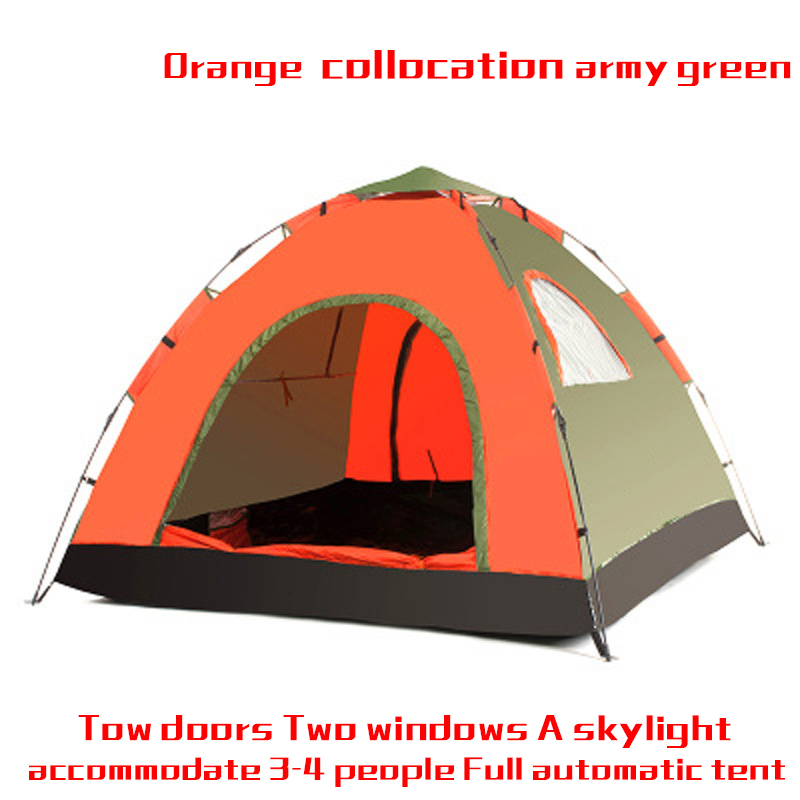 Opens Instantly in Seconds Pop Up 2 person Camping Tent Good Quality Colorful Canopy Tent Outdoor