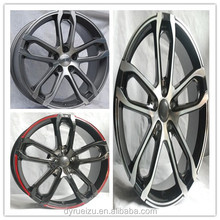 18inch 19inch 20inch 5*112 5*130 car rims alloy wheel ABT casting wheel