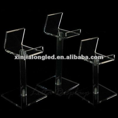 Water Clear Acrylic Mobilephone Display Stand Acrylic Phone Holder Mobile Phone Display