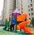 New Design High Quality Customized Children Outdoor Equipment