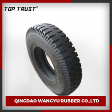 professional good traction excellent performance bias 10.00-20 tire in truck