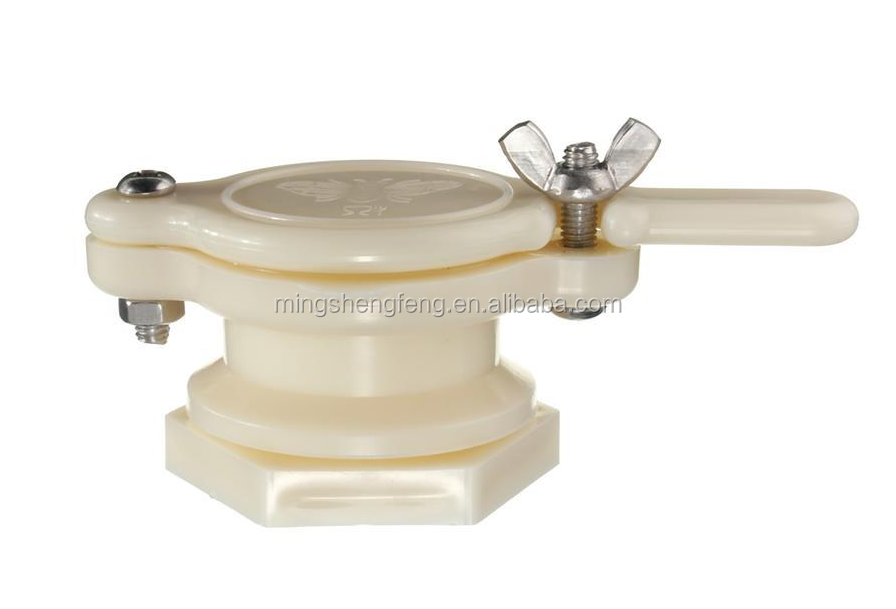 beekeeping tool honey gate valve/beekeeping equipment Plastic Honey Gate