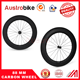 carbon wheelset clincher 88mm deep 23mm width tubeless ready 700c road
