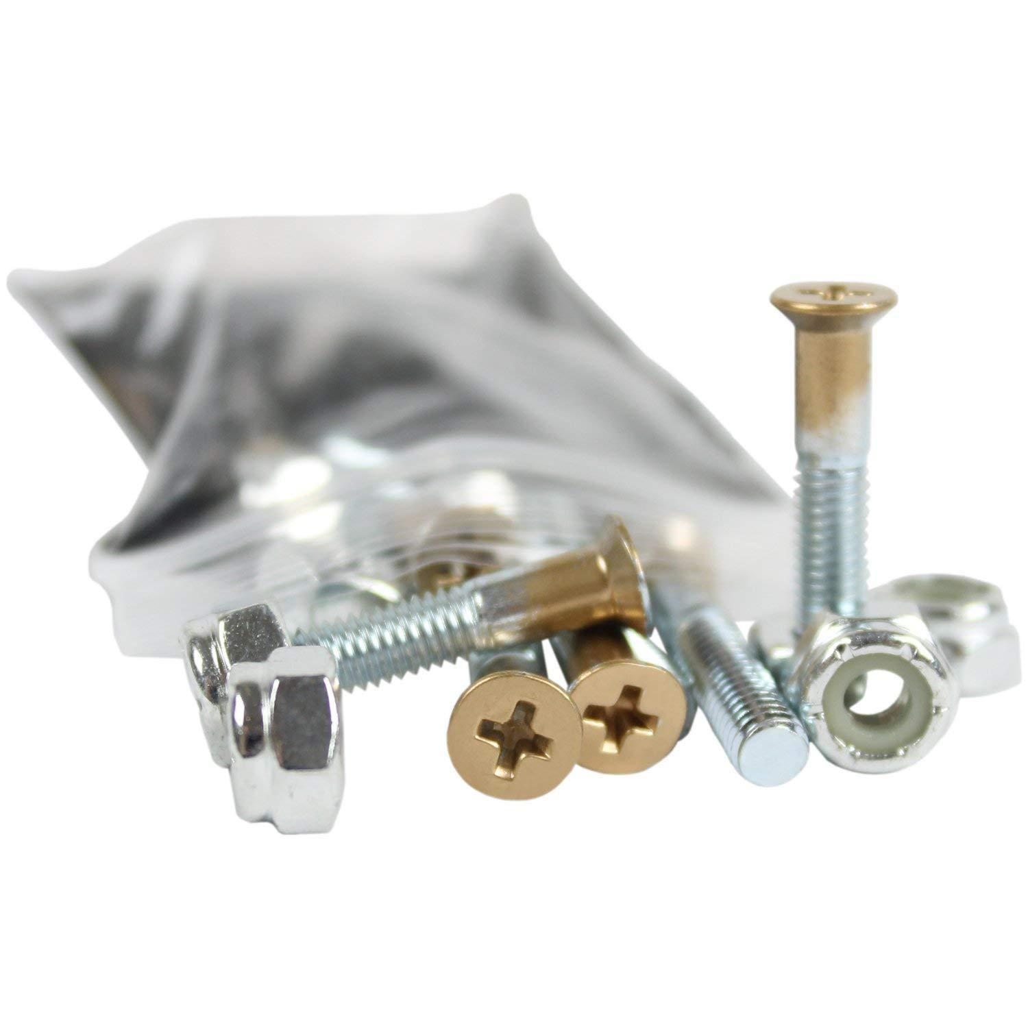 Get Quotations · Dimebag Hardware Skateboard Mounting Nuts and Bolts 1
