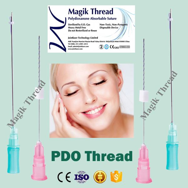 2017 trending products innovative skin elasticity thread lifting (pdo)