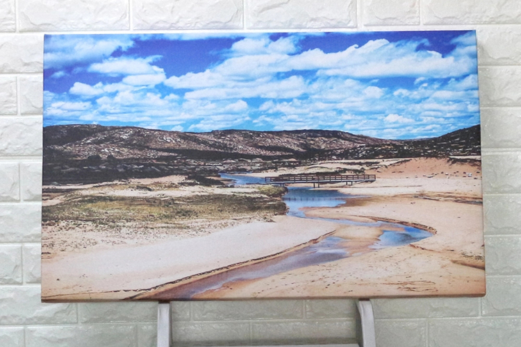 Custom canvas prints for photographers and artists
