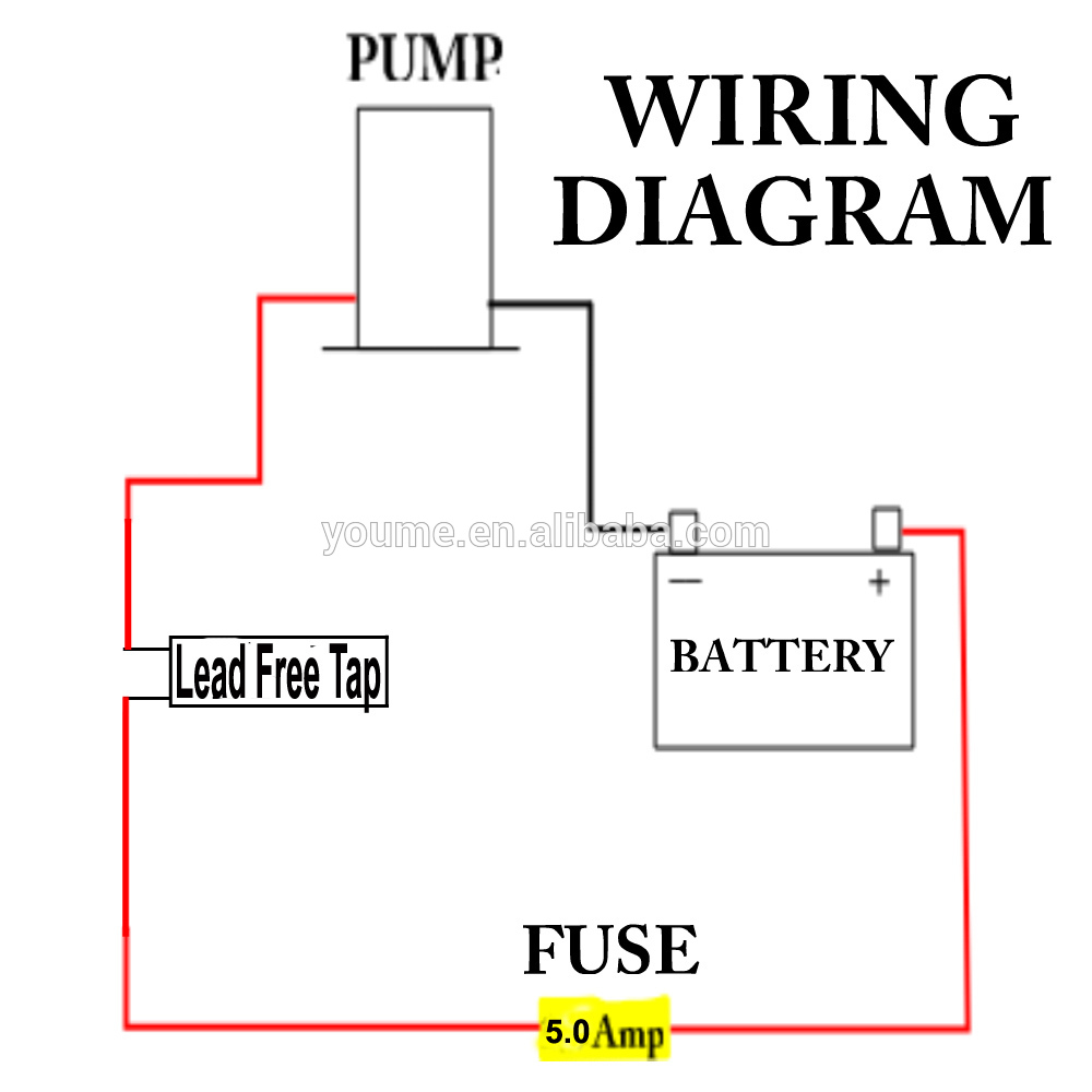 12v Wiring Diagram : V burner wiring diagram with pressure switch
