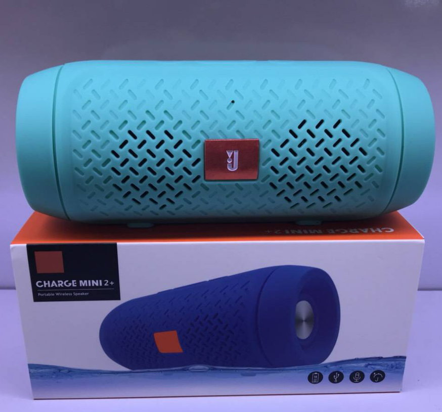 Hot Selling Wholesale Mini 2+ BT Speaker Plastic Net Design Portable Wireless Speaker Sound Box Support TF Card