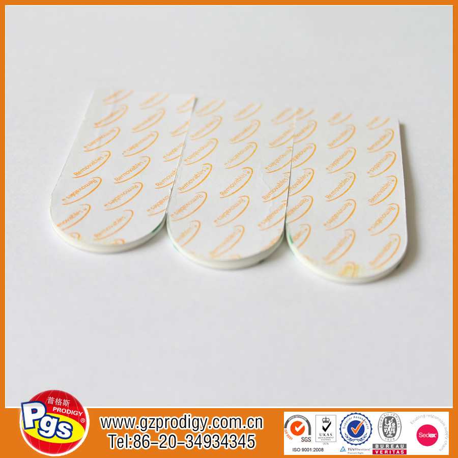 Double Sided Mounting Tape Sticky Pads Removable Adhesive