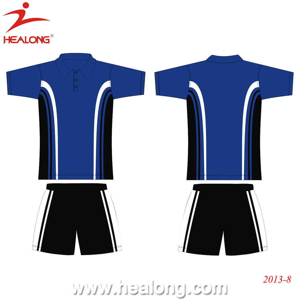 Design t shirt badminton - Healong Custom Wholesale Fashion Badminton Jersey Design