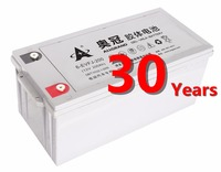 12V200Ah deep cycle lead carbon battery/EVF battery for golf car and Electric tricycle batteries