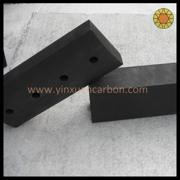 good heat resistance artificial graphite mould