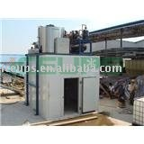 Concrete cooling flake ice machine 15t/day