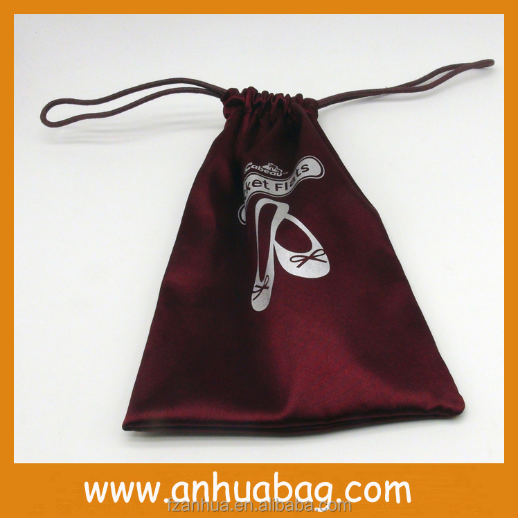 New Design Cheap Wholesale Satin Jewelry Pouch