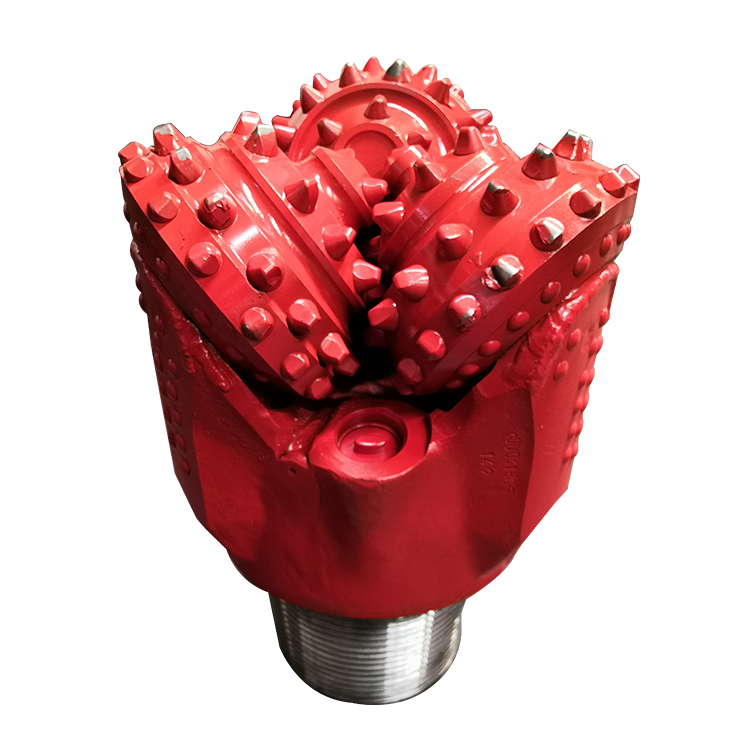 Used Petroleum Oil Well Drilling Tool Api Drill Tricone Rock Bit