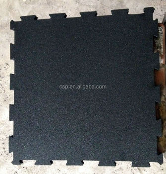 Golden Quality Interlocking Rubber Tiles Kitchen/ Rubber Floor Nursery