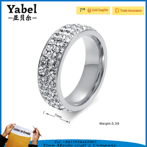 Crystal Avenue Premier Designs Women Wedding Ring Wholesale Jewelry