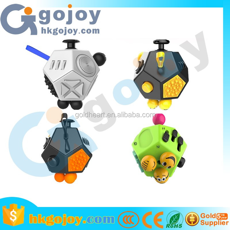 New arrivals Fidget Cube Toys Reliever Stress Anxiety ,New Fidget Cubo Fun Antistress Irritability Toy Magic Cobe