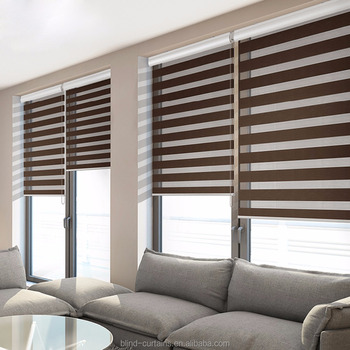 Zebra blind/motorized zebra blinds /zebra blind curtain
