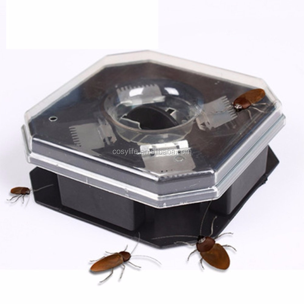 Cockroach Trap Killer Automatic Catcher for Roaches Pest Bug Killer Catcher Trap Killer