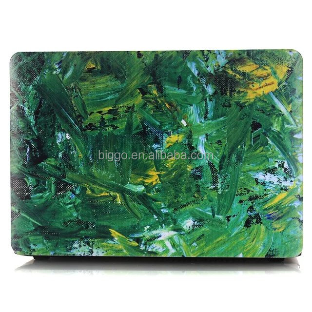 summer color painting case, for macbook laptop new cover