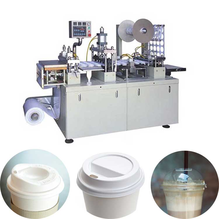 Plastic Beker Deksel Making Machine, Plastic Thermovormen Machine, Plastic Beker Making Machine