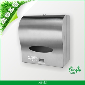 Automatic Electric Toilet Hand Towel Paper Dispenser