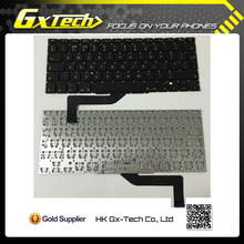 "New 15.4"" for MacBook Pro Retina A1398 UK Keyboard with Backlight MC975ZP/A MC976ZP/A Mid 2012"