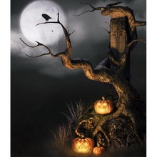 Halloween BugBat haunted nachtuil <span class=keywords><strong>hoge</strong></span> kwaliteit verlichte up canvas